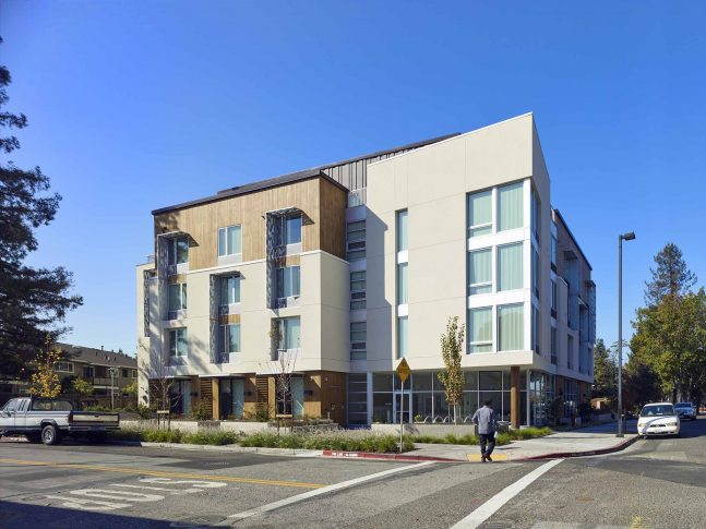 Eagle Park, Veterans Affordable Housing in Mountain View, California<br /><small>www.kengutmaker.com</small>