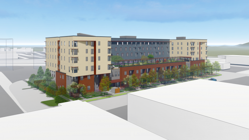 1020 Terra Bella, Affordable Housing, VMWP<br /><small></small>