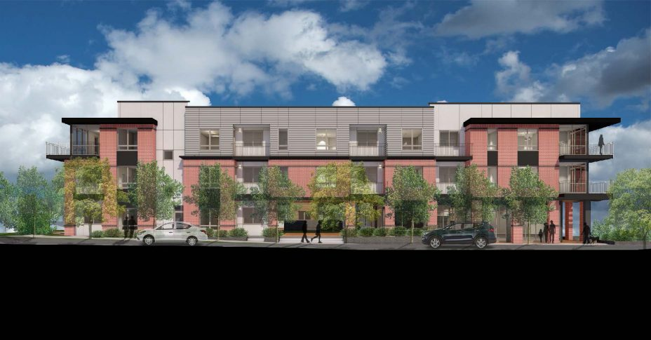 VMWP: 32nd Shoshone, affordable housing in Denver, Colorado<br /><small></small>