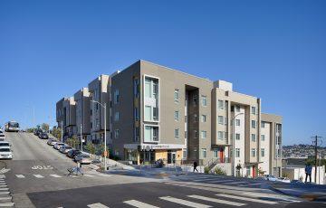 1101 Connecticut Affordable Housing Exterior