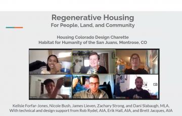 2020 Affordable Housing Design Charrettes