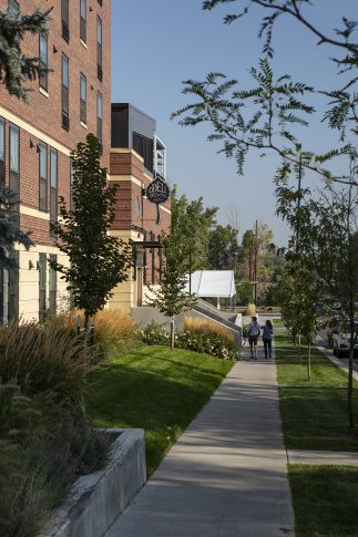 VMWP Affordable Housing: Sienna on Sloan's Lake, Adaptive Re-Use in Denver, Colorado<br /><small>https://mike-butler.com/</small>