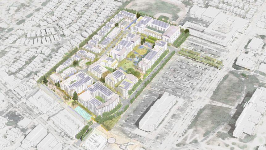VMWP Balboa Reservoir Urban Design <br /><small></small>