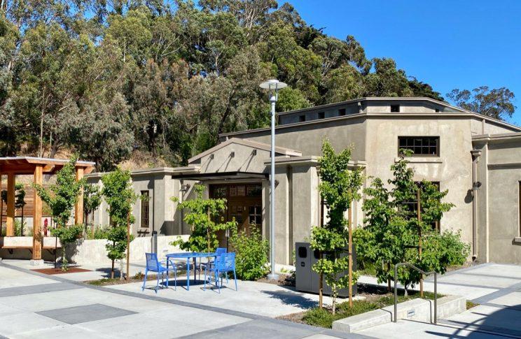 Veterans Village, Veterans Affordable Housing in Colma, California<br /><small></small>