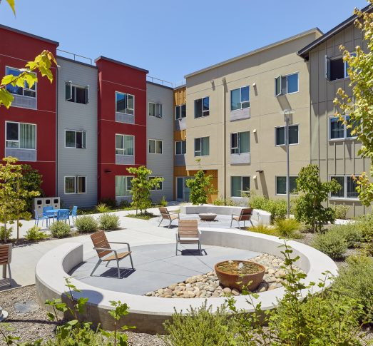 Veterans Village, Veterans Affordable Housing in Mountain View, California<br /><small>https://www.kengutmaker.com/</small>